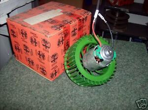 Electric Motor - Heater Fan Blower 60809088