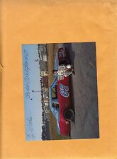 Buddy Arrington-signed post card-15 a