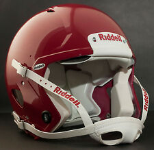 Riddell Revolution SPEED Classic Football Helmet (Color: GLOSS CARDINAL)