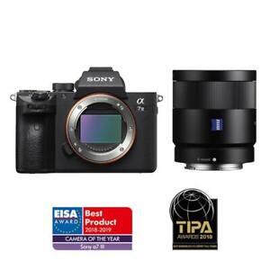 Sony A7 III + Sonnar T* 55mm f/1.8 ZA Lens