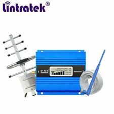 Lintratek 2G4G Band 3 Handy Signalverstärker 65dB Signal Booster E-Plus T-Mobile