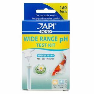 LM PondCare Liquid Wide Range pH Test Kit 160 Tests