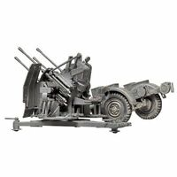 Tamiya Models 20mm Quad Flak 38 Model Kit