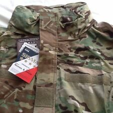 USGI MULTICAM FR GEN III L5 SOFT SHELL JACKET NOMEX MEDIUM LONG NWT
