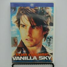 Vanilla Sky (Dvd, 2002, Widescreen) Tom Cruise, Penelope Cruz.