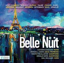 Debussy / Chabrier / Franck - Belle Nuit [New CD] Enhanced