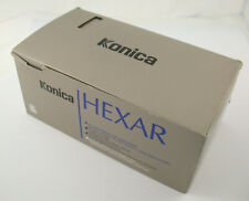 KONICA Hexar AF premium compact Kompakt-Camera Hexar 2/35 35mm F2 top BOX OVP