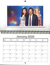 THE BOLD AND THE BEAUTIFUL  2020 CALENDAR