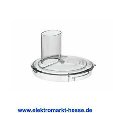 Siemens Schüsseldeckel ohne Stopfer passend für Küchenmaschinen Serie Mk55...
