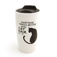 Cat Hair Eco Travel Mug