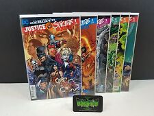 Justice League Vs Suicide Squad #1-6, Complete Set Full Run