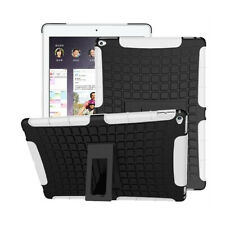 iPad Mini / 2 / 3 Heavy Duty Shock Proof Case With Stand - Black & White
