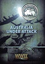 AUSTRALIA UNDER ATTACK - DARWIN 1942 - LAPEL PIN WW2 - MINT