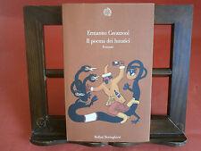 """Cavazzoni, E. """"Il poema dei lunatici"""" - Bollati Boringhieri, 1987 - autografato"""
