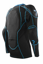 7 IDP Transition Body Armour System - Lightweight + Compression Fit - Size Large