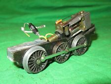 Triang OO gauge R52/152 0-6-0 loco chassis motor runs incomplete spares / repair