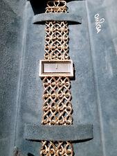 Omega De Ville Andrew Grima Vintage Silber Uhr Armbanduhr Watch Silver DeVille