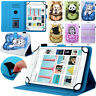 "Magnetic Folio Leather Stand Case Wallet Cover For Universal 7"" 8"" 10inch Tablet"