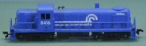 Model Power Alco RS2 Diesel Conrail 8416 - Bench Tested - Runs Great