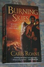 Caris Roane , Burning Skies