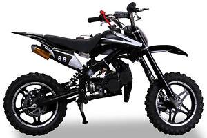 Kinder Dirt Bike 49ccm Cross Vollcross Pocketbike Enduro 49cc Pocket Motorrad