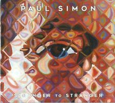 SIMON PAUL - STRANGER TO STRANGER DELUXE ÉDITION - CD NEUF SCELLÉ