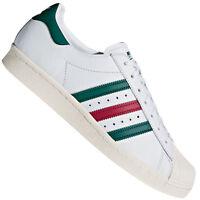 adidas Originals Superstar 80s Herren | Damen Sneaker Sport-Schuhe Turnschuhe
