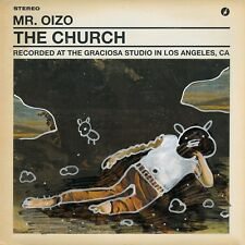 MR.OIZO - THE CHURCH  CD NEU
