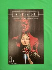 Infidel #1 Cover B Jae Lee Variant Image Optioned For A Movie