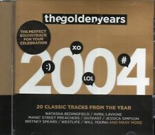 The Golden Years 2004 CD (Avril Lavigne/Anastacia/Westlife/Jessica Simpson/Lemar