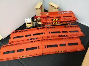 B643-RARE MATCHBOX SUPER KINGS K-44 BERLIET BRIDGE LAYER.COMPLETE WITHOUT BOX
