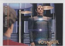 1995 SkyBox Star Trek: Voyager Season One Series 2 29 Eye of the Needle Card 0c6