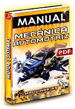 Aprende Mecánica Automotriz con Manual de Motores y Sistemas en ESPAÑOL