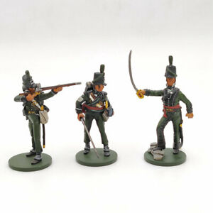 1/32 ORYON Metal Soldiers Collection Napoleonic Toy Soldiers Rifles 6023 Used
