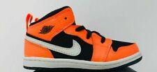 Nike Air Jordan 1 Mid Black Cone 640735-062 TD
