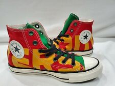 Sample Not For Resale Converse Jamaica REGGAE RASTA Marley Colors Shoes Mens 5