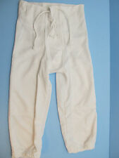 """Champro Sports Youth Football Pants w/o Pads Med 24""""-26"""" Sales Sample White NEW"""