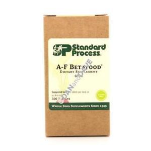 Standard Process Standard Process A-F Betafood 360 Tablet