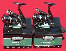 2 moulinets mitchell tanager 2000 fb
