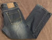 """Men's Company 81 """"Spencer"""" Straight Classic Fit Denim Jeans Size 32x30"""