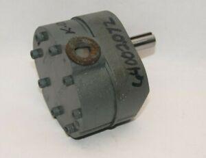 "(NEW) BSM Brown Sharp Rotary Gear Pump 705 K-13-5 64002072 1/2""Ports 9/16"" Shaft"