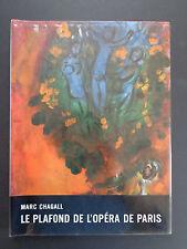 Marc Chagall, Plafond de l'Opera de Paris lithographs pub. 1965 INV 2131