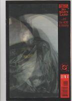 BATMAN: NO MANS LAND#1 VF/NM 1999 HOLOGRAM COVER DC COMICS