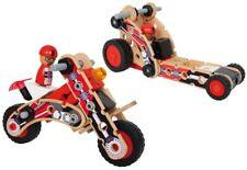 568pcs klassisches Motorrad Modell Bildung Bausteine Spielzeug Geschenk Set HOT
