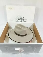 "Jaxonbilt Salmon River, 7 1/8 ""The Founder"" 5-X Beaver Cowboy Hat 8508 USA"