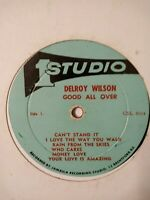 Delroy Wilson – Good All Over - Vinyl LP