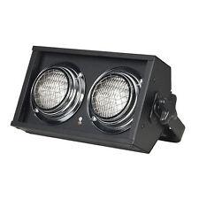 BLINDER ACCECATORE DMX DIMMER INCORPORATO 1300W 2 LAMPADE 650W ABBAGLIATORE
