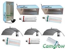 CFL Eco Light Kits -125W - 250W - 300W - Reflector & CFL Lamp/Bulb
