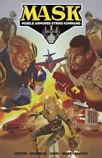 MASK MOBILE ARMORED STRIKE KOMMAND VOL #2 RISE OF VENOM TPB IDW Comics TP