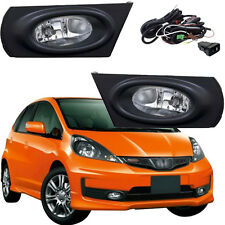 Front Clear Fog /Driving Lights  Lamp For Honda JAZZ /FIT 2011 ~ 2013 /1Pair
